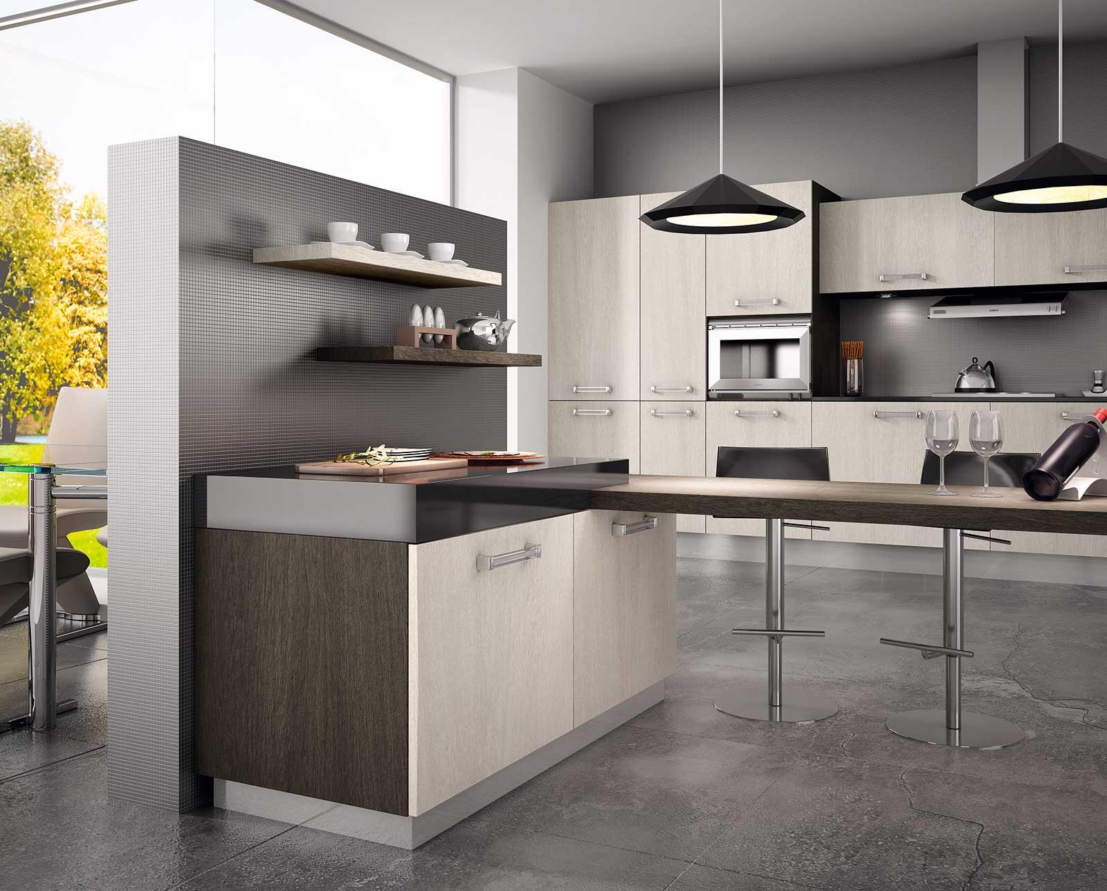 Cocina 03 cocinas capis dise o y fabricaci n de cocinas for Configurador de cocinas