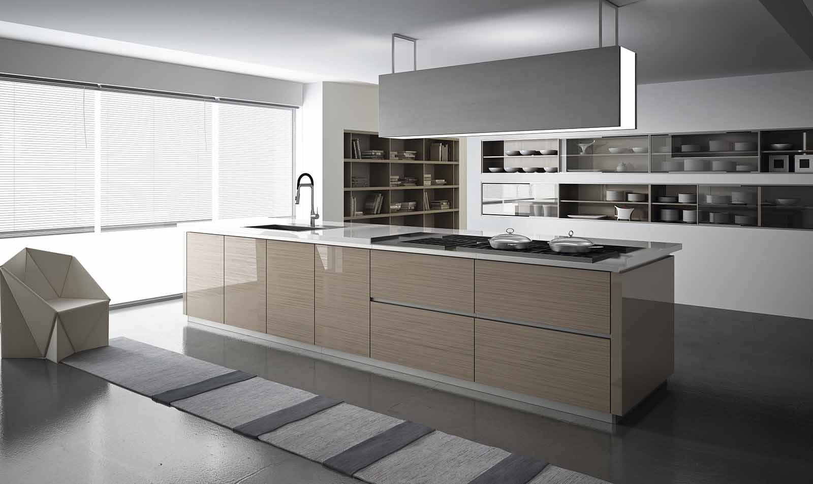 Cocina 11 cocinas capis dise o y fabricaci n de cocinas - Configurador de cocinas ...