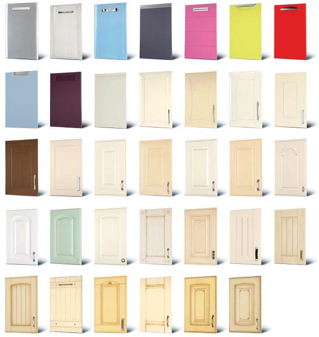 Puertas lacadas cocinas capis dise o y fabricaci n de for Puertas para cocina