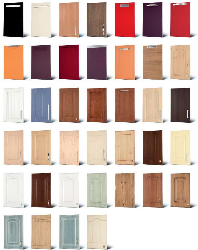 Puertas polilaminadas pvc cocinas capis dise o y for Puertas de vaiven para cocina