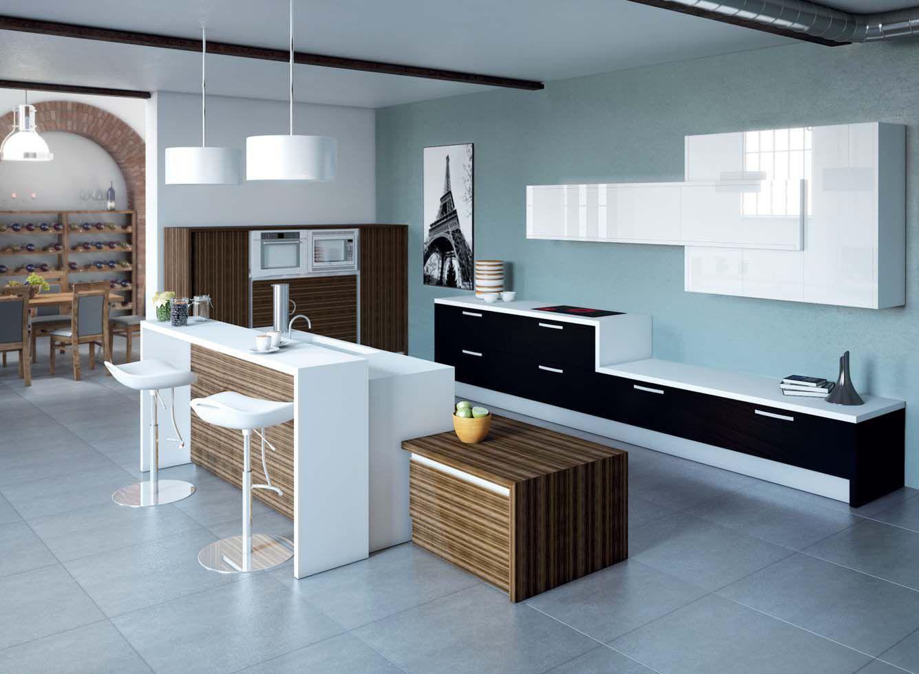 Cocina 68 cocinas capis dise o y fabricaci n de cocinas for Configurador cocinas