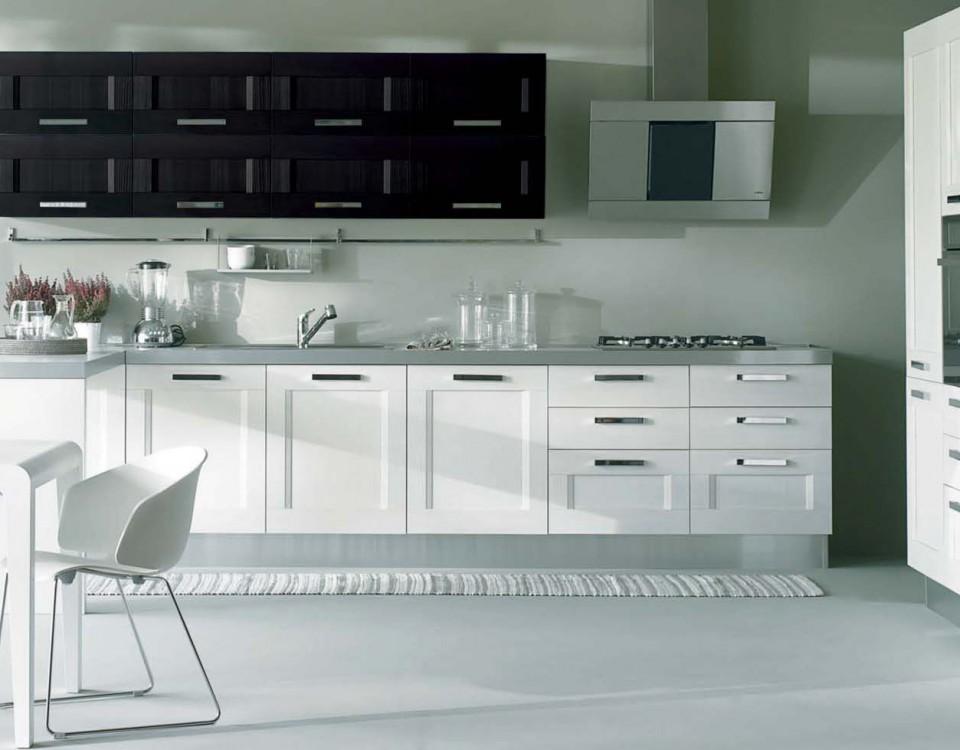 Cocinas fotos comedor relacionado con la cocina por la puerta en cristalera cocinas de estilo - Cocinas capi ...