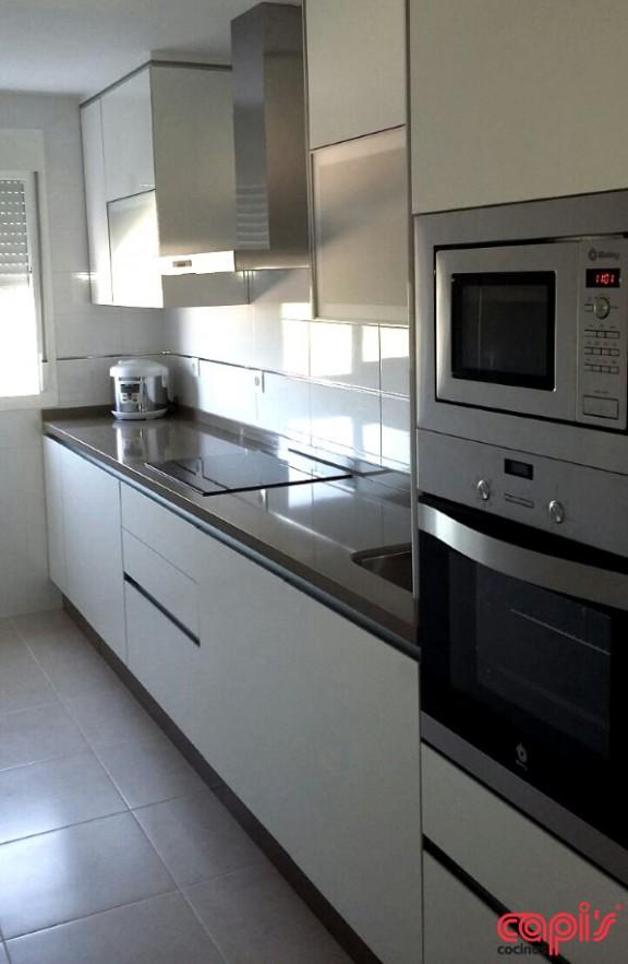 Colores tierra para un ambiente c lido y sereno cocinas capis dise o y fabricaci n de cocinas - Cocinas capi ...