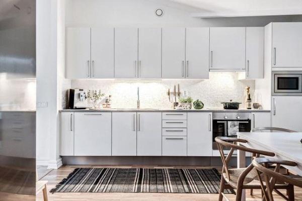 Claves de una cocina en estilo n rdico cocinas capis for Cocina estilo nordico