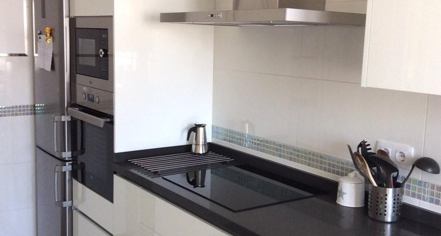 Cocina Modelo Luxe - Cocinas Capis, diseño y fabricación de ...
