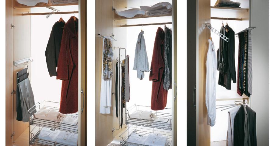 4 ideas para un armario funcional cocinas capis dise o - Ideas para organizar armarios ...