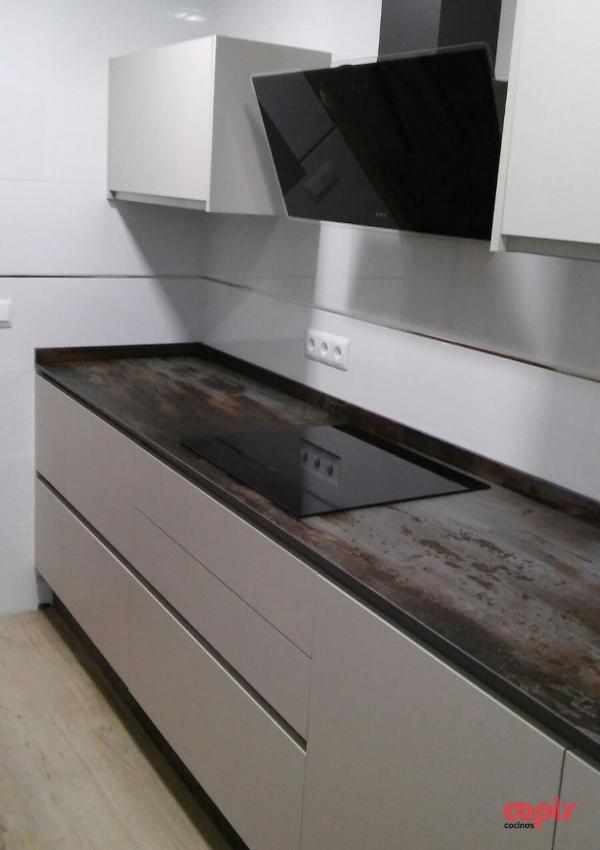 Imagen: Diseño Cocinas Capi's