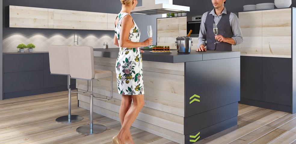 Gadgets para una cocina a lo 007 cocinas capis dise o y for Gadgets para cocina