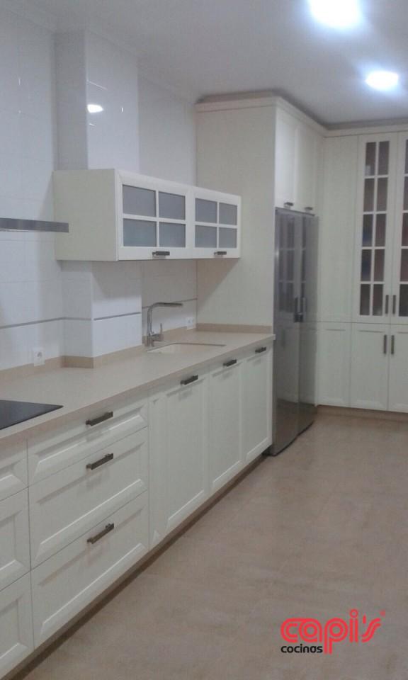 Crema y Moka - Cocinas Capis, diseño y fabricación de cocinas en ...
