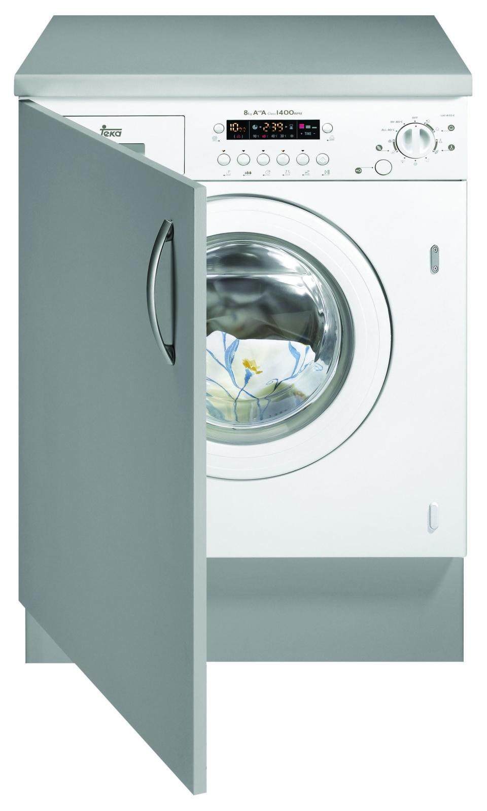Lavavajillas y lavadoras integrables la invisibilidad de for Mueble para lavadora y lavavajillas