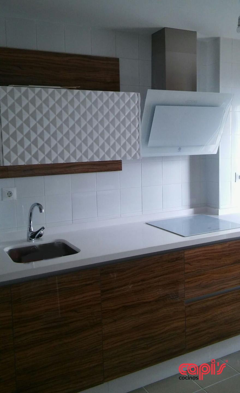 Cocina modelo Olivo - Cocinas Capis, diseño y fabricación de cocinas ...