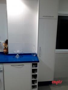 cocina encimera azul capis 2