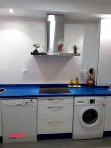 cocina encimera azul capis 6