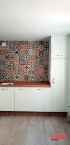 Cocina Mosaico tiradores 5